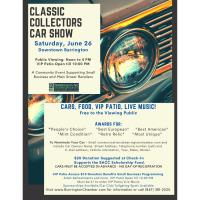 Barrington Rolls Out New Community Car Show for Classic Collectors