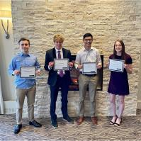 BACC Awards Nearly $4,000 in Scholarships to Local High School Students