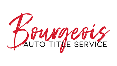Bourgeois Auto Title Service LLC