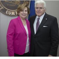 News Release:  BUSINESS DEVELOPMENT DIRECTOR, PRUDHOMME, RETIRES AFTER CLOSE TO TWO DECADES AT THE PORT OF SOUTH LOUISIANA