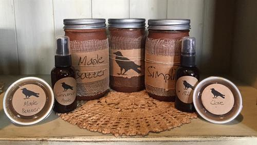 We now carry Black Crow Candles?  What is your favorite scent?  Stop by to see our selection.