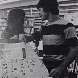 Our humble beginning!  Owners Kathy & Chuck talking about their future business in High School 1978!
