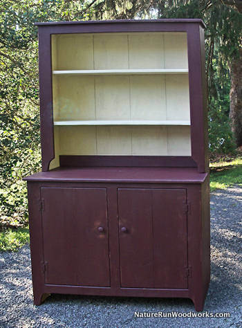 Named after the old general store owner, we call this our Ziders Hutch!