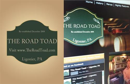 The Road Toad Restaurant  |  Website, Photography & Video