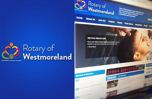 Rotary of Westmoreland  |  Website & E-Marketing
