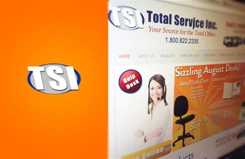 Total Service Inc.  |  Website