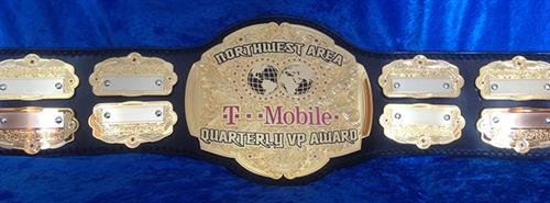 T-Mobile Sales Championship Belt