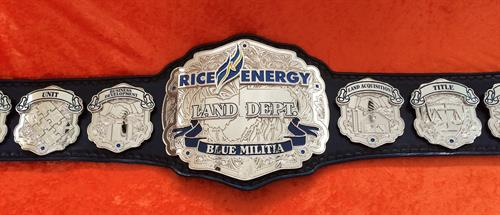 Rice Energy Marcellus Shale Drilling championship Belt