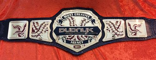 Dudnyk Marketing Award