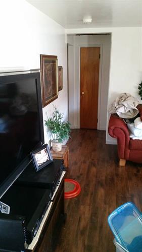 Laminate floor instalaltion