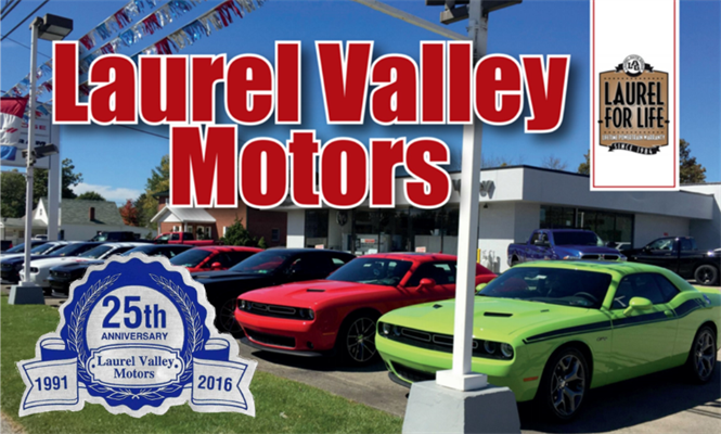 Auto Sales. Laurel Valley Motors