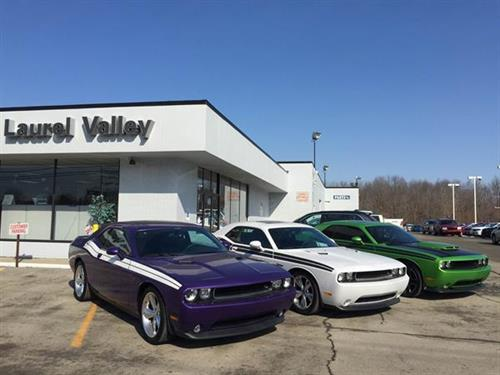 Beautiful challengers on a nice Spring day!