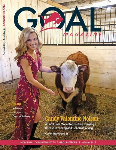 Winter 2018 Issue of GOAL Magazine