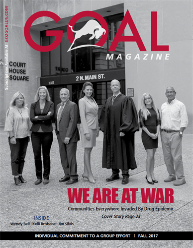 Fall 2017 Issue of GOAL Magazine #5