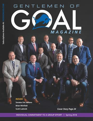 Spring 2018 Issue of GOAL Magazine