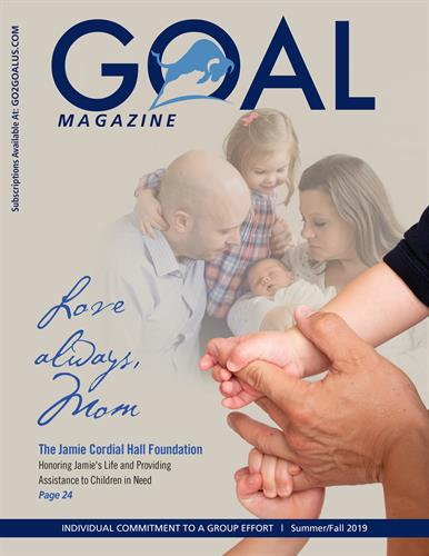 Summer/Fall 2019 Issue of GOAL Magazine
