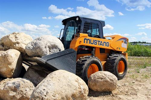 Mustang Rough Terrain Equipment Sales