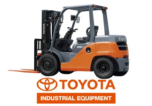 Toyota Forklift Sales