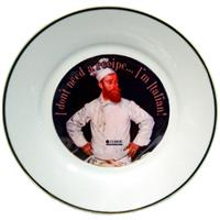 Custom Decorative Plate