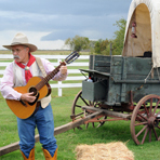 Fandango events at the George Ranch Historical Park