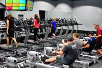 Group Interval Training Classes Led by Certified Personal Trainers
