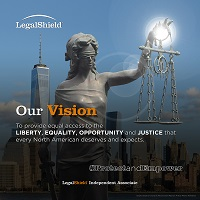 Lady of Justice - Our Vision