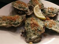 Come and try the Grilled Oysters