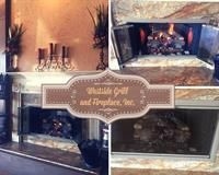 Don't forget about our LARGE and BEAUTIFUL selection of Fireplaces and Gas Logs!
