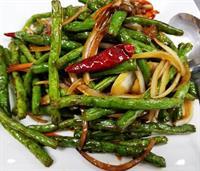 V6 - Stir Fried Green Beans
