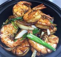 S1 - Shrimp with Garlic Sauce
