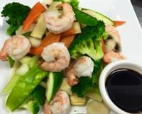 S4 - Shrimp with Mixed Vegetables