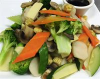 V7 - Steamed Vegetables