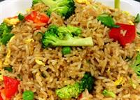 F4 - Vegetable Fried Rice