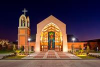 Notre Dame Catholic Church, Houston, Texas
