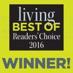 Winner! 2015 & 2016 Best Landscaper, Outdoor Lighting & Outdoor Structure Company