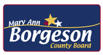 Commisioner Mary Ann Borgeson