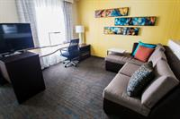 King Studio Suite Living Room