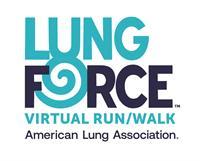 2020 Virtual LUNG FORCE Run/Walk Nashville