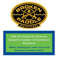 Broken Paddle Outfitters  - Nashville