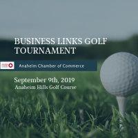 2019 Anaheim Chamber Business Links Golf Tournament