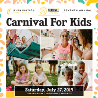 Illumination Foundation's Seventh Annual Carnival For Kids 2019 at La Palma Park, Anaheim