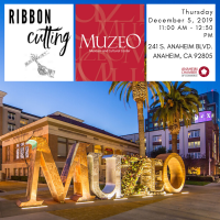 Muzeo Ribbon Cutting