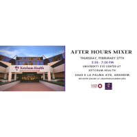 After Hours Mixer at Ketchum Health