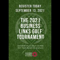 2021 Anaheim Chamber Business Links Golf Tournament
