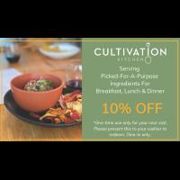 Cultivation Kitchen  - Anaheim