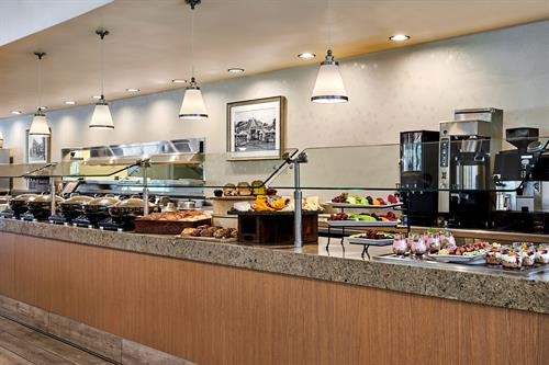 """Savor at 1855"" Breakfast Buffet"
