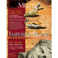 "Muzeo, ""Imperial Rome"" Exhibit Poster"