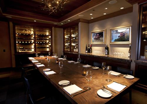 THE RANCH Restaurant Carolina Room (Private Dining Room)