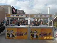 Another successful year volunteering for the Taste of Anaheim