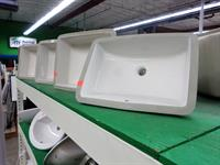 The Habitat OC ReStore offers building materials such as sinks, tubs, vanities, cabinets, doors, windows, and more